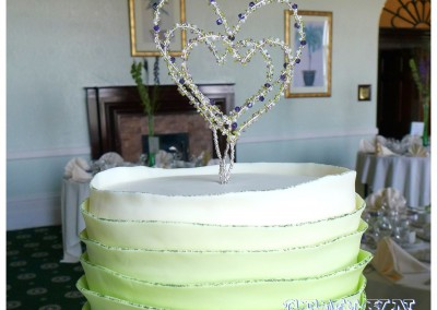 Custom cake topper